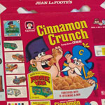 Rare Cinnamon Crunch Box