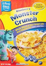Blueberry Monster Crunch Box