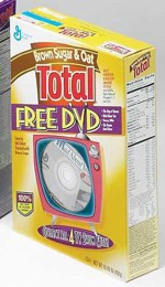 Total Brown Sugar & Oat Box With DVD