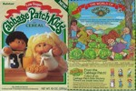 Cabbage Patch Kids Box - Front & Back