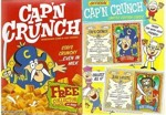 Cap'n Crunch Retro Box