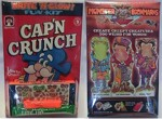 1992 Cap'n Crunch Glow Kit Box