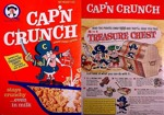 Cap'n Crunch Treasure Chest Box