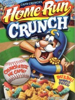 Home Run Crunch Box