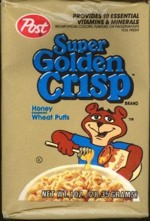 Super Golden Crisp Box
