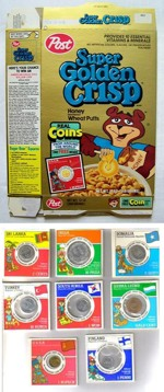 Super Golden Crisp World Coins