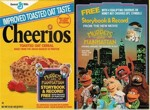 Cheerios Muppets Take Manhattan Box