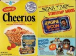 Cheerios Starship Signs Box