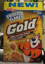 Frosted Flakes Gold Box