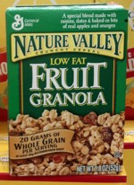 2009 Nature Valley Granola Box