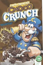 Choco Crunch Cap N Crunch Cereal Mrbreakfast Com