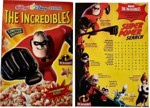 Incredibles Box - Front And Back