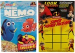 Finding Nemo Incredibles Promotion