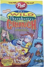 Wild Thornberry Crunch Box