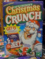 2008 Christmas Crunch Box - Front