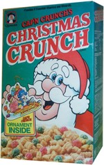 Christmas Crunch With Free Ornament