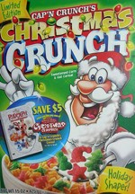 2006 Christmas Crunch Box