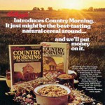 Country Morning Cereal Ad