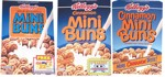 Cinnamon Mini Buns Boxes