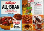 All-Bran Box - Booklet Offer