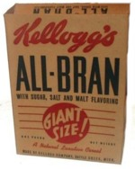 All-Bran Giant Size Classic Box