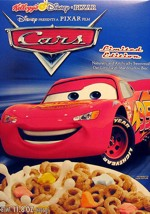 Box Shaped Cars >> Cars Cereal | MrBreakfast.com