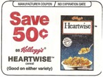 Heartwise Cereal Coupon