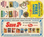 Post Cereals Coupon w/ Archies Promo
