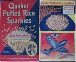 Puffed Rice Sparkies - Front & Back