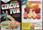 Circus Fun With Starburst