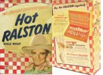 Hot Ralston Lovely Teaspoons
