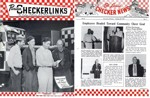 1951 Purina Checkerlinks And Checker News