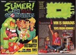 Slimer And The Real Ghostbusters Light Switch Box