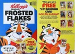 1977 Sugar Frosted Flakes Box
