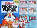 1978 Sugar Frosted Flakes Box