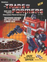 Transformers Prototype Box