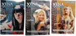The Three Xena Cereal Boxes