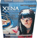 Xena Cereal 2001