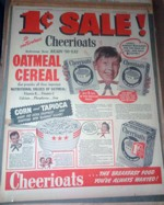Early 1940s Cheerioats Ad