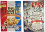 1996 Team USA Cheerios Box