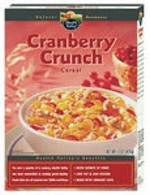 Cranberry Cruch Early Box