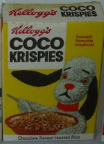 Cocoa Krispies From The U.K.