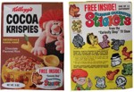 Cocoa Krispies Ogg Box