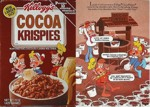 Cocoa Krispies Snap! Crackle! Pop! Box