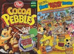 Cocoa Pebbles Mystery Poster Box