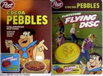 Cocoa Pebbles Flying Disc Box