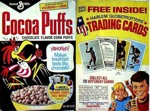 Cocoa Puffs Harlem Globetrotters Box