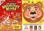 Teddy Grahams Breakfast Bears Box