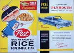 1960 S.C.R.K. Plymouth Box