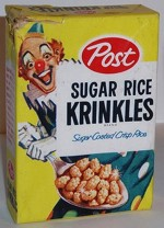 Sugar Rice Krinkles 1-Ounce Box